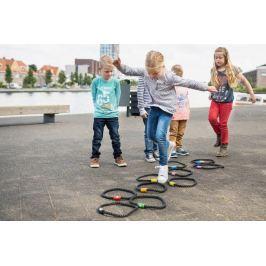 Hop scotch Buiten Speel - gra w klasy do układania w domu i na dworze