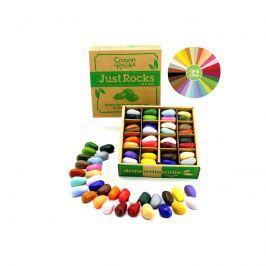 Kredki-kamyki w pudełku (64 szt. - 32 kolory)
