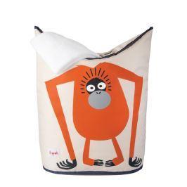Kosz na pranie - orangutan
