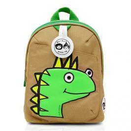 Plecak Zip&Zoe Mini ze smyczą - Dino face (1-3lata)