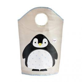 Kosz na pranie - pingwin