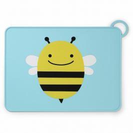 Podkładka antypoślizgowa na stół Zoo - pszczółka Naczynia i sztućce dla dzieci