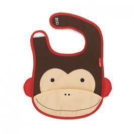 Śliniak dla dzieci Skip Hop - małpka Śliniaki i fartuszki