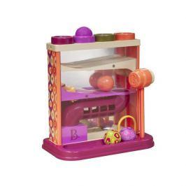 Kulodrom - przebijanka z młotkiem B.Toys - Whacky Ball Pozostałe zabawki edukacyjne