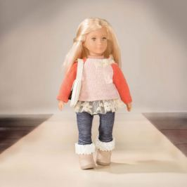 Zestaw ubranek Lori - Lovely Lace Lalki