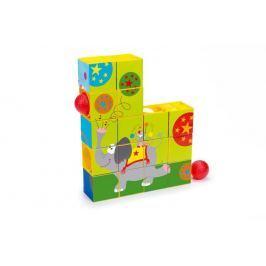 Klocki-puzzle-kulodrom rollercoaster Scratch - cyrk