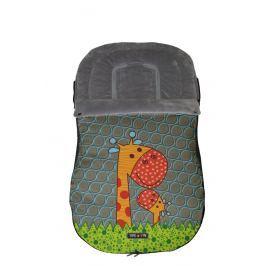 Śpiworek do wózka Tris&Ton - giraffes