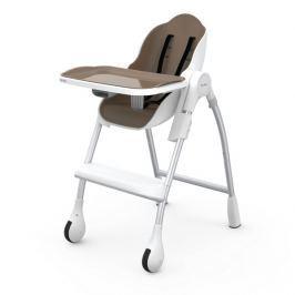 Krzesełko do karmienia i leżaczek 2w1 Coocoon Oribel - brązowe Krzesełka do karmienia