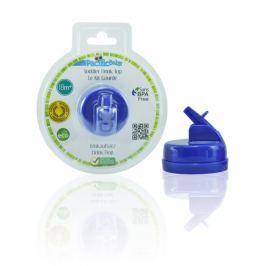 Ustnik bidonowy składany - bidon do termobutelek Pacific Baby - niebieski Akcesoria do butelek