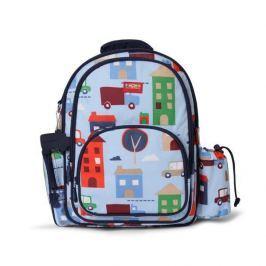 Plecak z kieszonkami Penny Scallan (7+) - autka