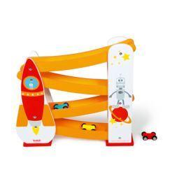 Zjeżdżalnia dla samochodzików Pozostałe zabawki