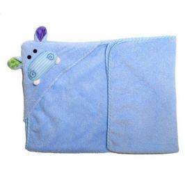 Ręcznik mały z kapturkiem - hipopotam Ręczniki i okrycia kąpielowe