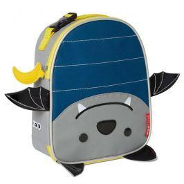 Śniadaniówka Zoo Skip Hop Lunchies - nietoperz Naczynia i sztućce dla dzieci