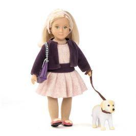 Lalka Lori z pieskiem - Hazel & Happy Lalki