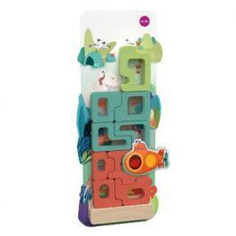 Zabawka do zamocowania na ścianie VertiPlay Oribel - tajemnicze akwarium