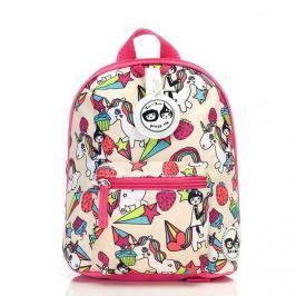 Plecak Zip&Zoe Mini ze smyczą - Unicorn (1-3lata)