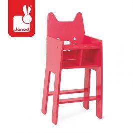 Krzesełko do karmienia dla lalek Babycat