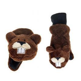 Rękawiczki FlapJack - bóbr Nakrycia głowy, szaliki i rękawiczki dziecięce
