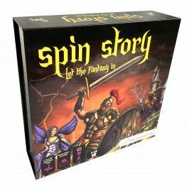 Spin Story - gra rozwijająca wyobraźnię Gry dziecięce