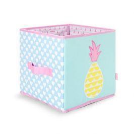 Pudełko na zabawki Penny Scallan - ananasy