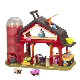 Interaktywna farma z odgłosami zwierząt - Baa-Baa-Barn Pozostałe zabawki