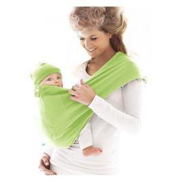 Chusta-nosidło Wallaboo - Lily green