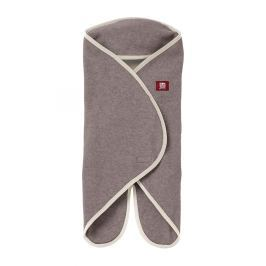 Rożek-otulacz Red Castle Babynomade Double Fleece - Heather Beige/Ecru (0-6mc.)
