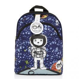 Plecak Zip&Zoe Mini ze smyczą - Spaceman (1-3lata)