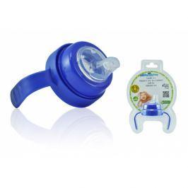 Ustnik-niekapek do termobutelek Pacific Baby - niebieski Naczynia i sztućce dla dzieci