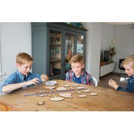 Gra Symetria Buiten Speel - układaj lustrzane odbicie Gry dziecięce