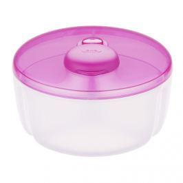 Pojemnik na mleko w proszku OXO - pink Pozostałe akcesoria do karmienia dzieci