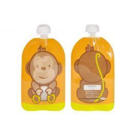 Saszetki wielorazowe do karmienia Fill n Squeeze - zamknięcie na dole (6 szt.) Pozostałe akcesoria do karmienia dzieci