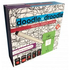 Doodle A Droodle - kreatywna gra rodzinna