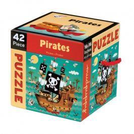 Puzzle Mudpuppy - piraci (42 elem.)