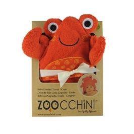 Ręcznik mały z kapturkiem - krab