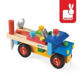 Ciężarówka do skręcania z narzędziami Bricolo