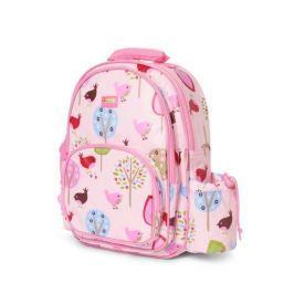 Plecak z kieszonkami Penny Scallan (7+) - ptaszki