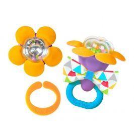 Pierwsza grzechotka Yookidoo - fioletowa Pozostałe zabawki