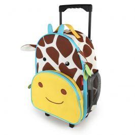 Walizka na kółkach dla dzieci Zoo Skip Hop - żyrafa