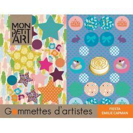 Zestaw naklejek Mon Petit Art - fiesta (600 szt.)