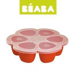 Multi portions Beaba - pojemnik do mrożenia i podgrzewania jedzenia - paprica