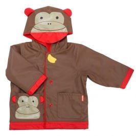 Płaszczyk przeciwdeszczowy Skip Hop Zoo - małpka (1-2 l.)