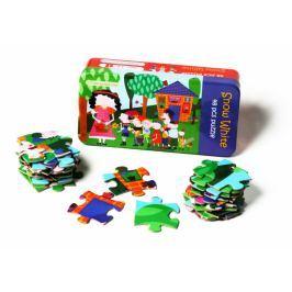 Puzzle The Purple Cow - Śnieżka (48 el.)