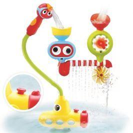 Okręt podwodny z prysznicem - zabawka do kąpieli
