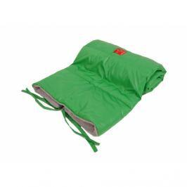 Kocyk i śpiworek do wózka 2w1 Kaiser Star - zielony