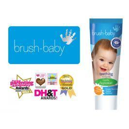 Pasta do zębów dla dzieci (0-2 l. / 50ml) - jabłko-mięta