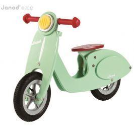 Rowerek biegowy Scooter Janod - miętowy