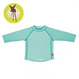 Koszulka z długim rękawem Splash&Fun (UV 50+)  - aqua 0-6 m