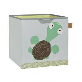 Pudełko na zabawki Lassig Wildlife - żółw
