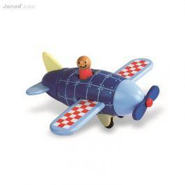 Drewniany samolot magnetyczny Janod